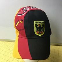 Germany Deutschland National Cap Hat Caps Hats Snapbacks - $15.63