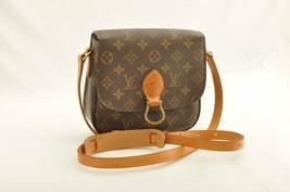 LOUIS VUITTON Monogram Saint Cloud MM Shoulder Bag M51243 Auth 10407 **S... - $598.00
