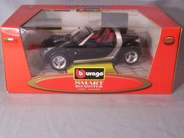 SMART Roadster 1:18 scale diecast Burago Bburago Diamond Collection - $38.22