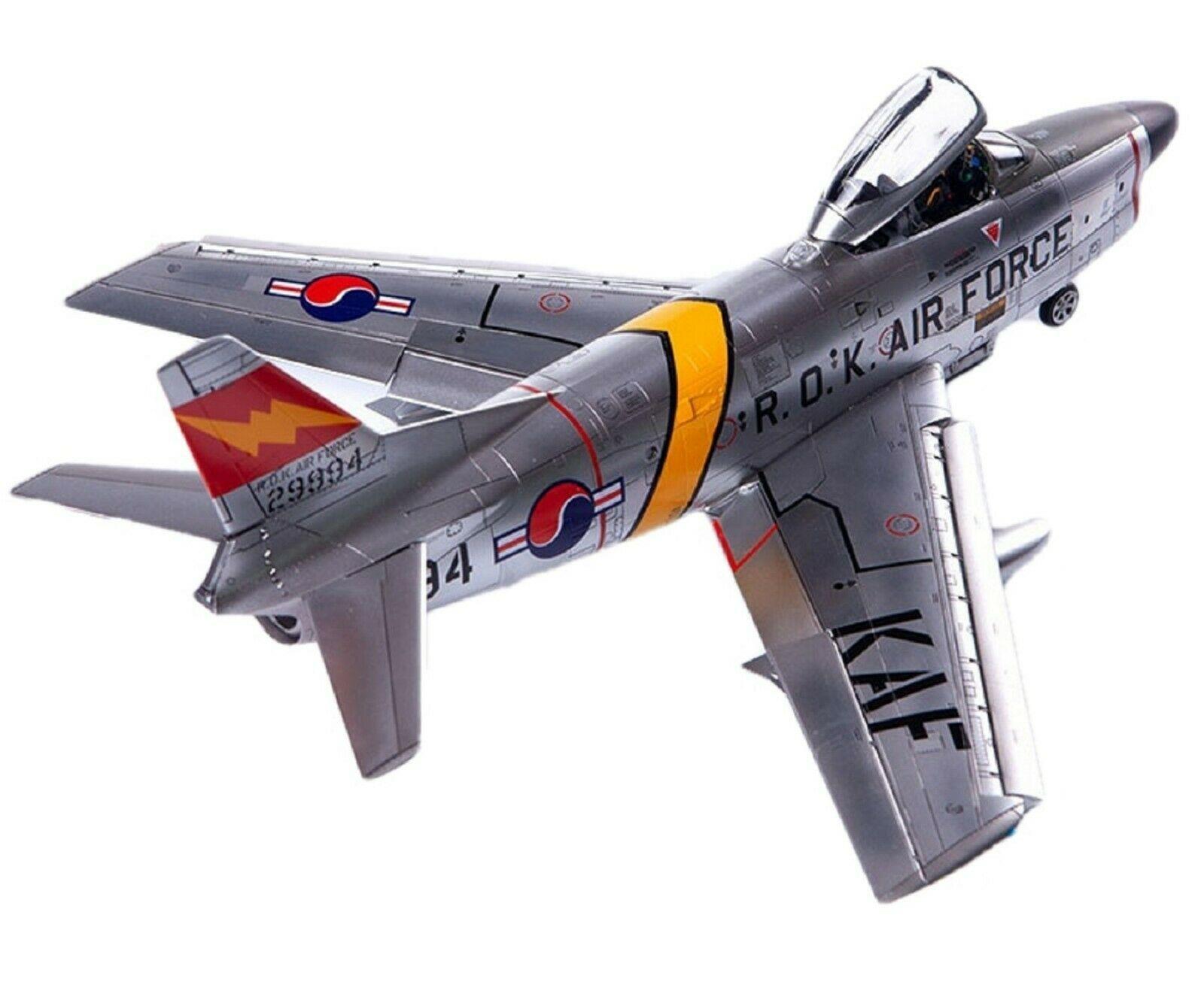 Academy 12337 ROKAF F-86D 108th Fighter Interceptor Squadron Plastic Hobby Model