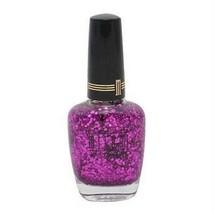 Milani Jewel FX Nail Lacquer (Glitter), 580 Fuchsia  - $9.41