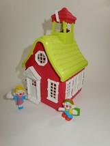 Mego 1981 Clown Around School House Playset w/Figures  COMPLETE - $49.49