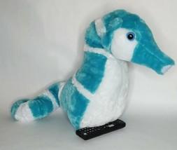 Fiesta Promo Turquoise Seahorse Plush Sea Marine Life Fish Ocean Super S... - $38.69