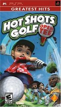 Hot Shots Golf Open Tee - Sony PSP [Sony PSP] - $5.99