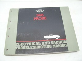 1995 FORD PROBE WIRING & VACUUM DIAGRAM SHOP MANUAL / ORIG ELECTRICAL DI... - $16.82