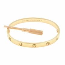 Cartier Love Braccialetto 18kt Oro Rosa Bracciale Misura - $7,287.88