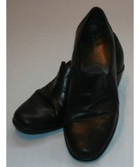 Clarks Botas Zapatos Talla 8M 8M Mujer Negro Cowboy Del Oeste - $32.91