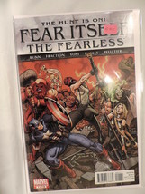 #1 Fear Itself The Fearless 2011 Marvel Comics A705 - $3.99
