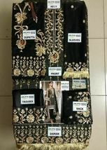STITCHED DRESS PAKISTANI/INDIAN SHALWAR KAMEEZ NET SUIT KHAADI MARIA B ASIM JOFA image 3