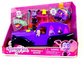 NEW SEALED 2017 Vampirina Hauntley's Mobile Light & Sounds Transforms to Theater - $37.11
