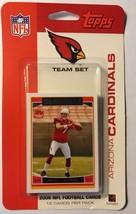 2006 Topps Arizona Cardinals Team Set NIB Matt Leinart Warner Football C... - $1.89