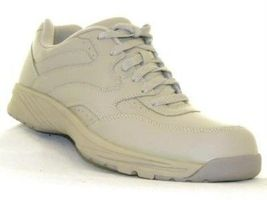 C API Tal By Rockport Sport Men's Sneakers 100% Genuine Leather 9-1/2 M Solid New - $89.50