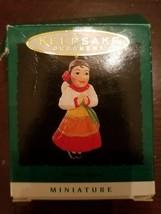 Hallmark Keepsake Ornament Joyous Angel upc 015012304848 - $19.48