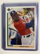 1991 Upper Deck Chicago White Sox #SP1 Michael Jordan Baseball Card - $23.70