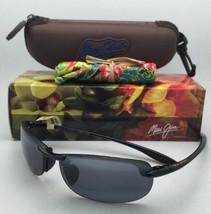 Maui Jim Gafas de Sol Makaha Lector + 2.0G 805-02 20 64-15 Negro W/ Gris Neutral