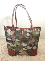 Dooney & Bourke Camouflage Duck Dover Tote - $189.00