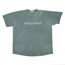 Whatever Pigment Dyed 90s T-Shirt Single Stitch Anvil Made in USA Vintag... - $74.25
