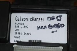05 Nissan Xterra 4x4 ECU Computer Ignition Switch BCM Door Tailgate Key Locks image 5