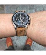 Custom 20mm Handmade Premium Calf Leather Watch Band Gunny Straps - Mini... - $99.99