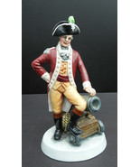 Royal Doulton Figurine -Sea Character Series - Officer of the Line HN2733 - $85.49