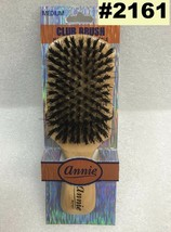 Annie Club Brush Natural Boar Bristle Item# 2161 Medium - $1.97