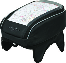 JOURNEY MAGNETIC TANK BAG Nelson-Rigg Usa - $74.95