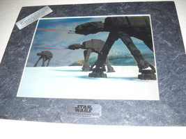 Star Wars: Empire Strikes Back Special Collectors Edition ChromArt: AT-A... - $135.00