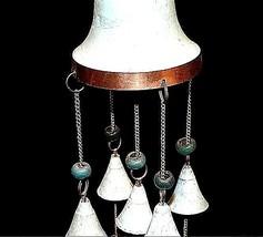 Ceramic Blue Chimes AB 540 Antique image 2