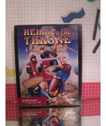 QQP Heirs to the Throne PC CD Strategy Game Big Box - $31.50