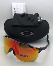 New Oakley Sunglasses Ev Zero Stride OO9386-0938 Black Frames w/ Prizm Ruby Lens - $174.95