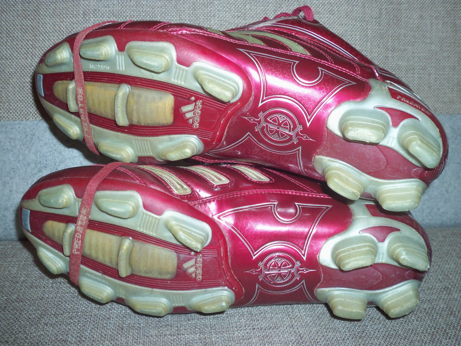 ade522f76789 ADIDAS PREDATOR ABSOLUTE TRX FG UK 7 US 7.5 FOOTBALL BOOTS SOCCER CLEATS