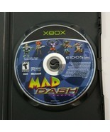 Mad Dash Racing Xbox Game Disc No Manual 2001 Eidos Interactive  - $6.79