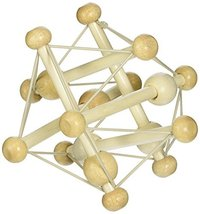 Manhattan Toy Skwish Natural Rattle and Teether Grasping Activity Toy - $19.00