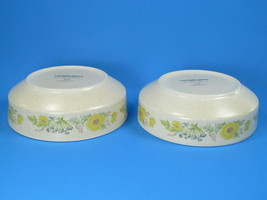 2 Lenox Temperware SUMMER SPICE Coupe Cereal Bowls  Bundle of 2 - $16.48