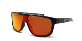 Oakley Sunglasses OO9387 0931 Crossrange Shield Men Sunglasses Prizm Ruby Lens - $161.37