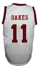 A Different World Coach Walter Oakes Hillman College Basketball Jersey Any Size image 2