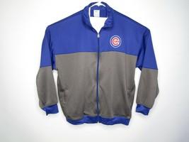 Chicago Cubs Men's Track Jacket MLB Genuine Merchandise 3XL - $35.92