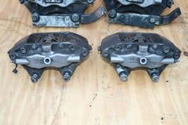 04-07 Volvo S60R V70R Brembo Brake Caliper Calipers Front Back L&R Set image 2
