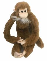 """Fiesta Spider Monkey Beige Brown Sticky Hugging Hands & Feet Plush 16"""" - $21.27"""