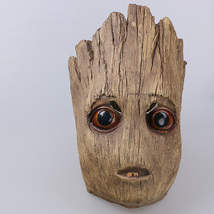 2017 Guardians of the Galaxy Vol 2 Baby Groot Vin Diesel Cosplay Mask - $52.05 CAD