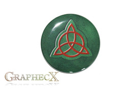Fan-made Charmed Book of Shadows cosplay inspired personalized button - $2.50