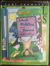Scholastic 4 Book Pack - Jokes, Maine Is A Million Miles Away, Natural D... - $9.49