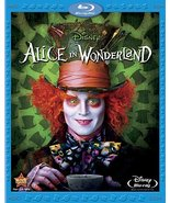 Disney Alice in Wonderland [Blu-ray] - $2.96
