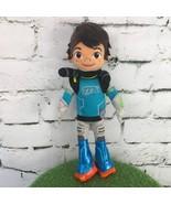 Disney Tomorrowland Miles Plush Doll Boy Astronaut Stuffed Soft Toy - $9.89