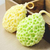 Honana Bath Ball Mesh Brushes Sponges Bath Accessories Body Wisp Natural... - $12.49
