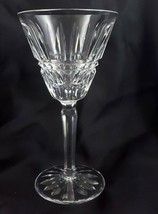 Waterford Glenmore Claret Wine Glass 4 oz Vertical Cut Crystal - $14.90