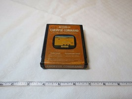 Chopper Command activision 1982 game Atari vintage RARE video cartridge ... - $18.78 CAD