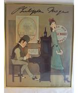 BILL THE BOSS Artwork Painting Framed PHILIPPE NOYER Artist Print - $77.21