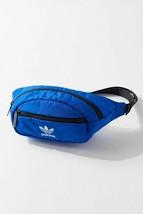 NWT ADIDAS ORIGINALS National Waist Pack Fanny Bag in Blue  - $34.84