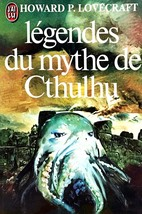 Legendes Mythe Cthulhu Howard Philip Lovecraft August Derleth French Boo... - $9.95